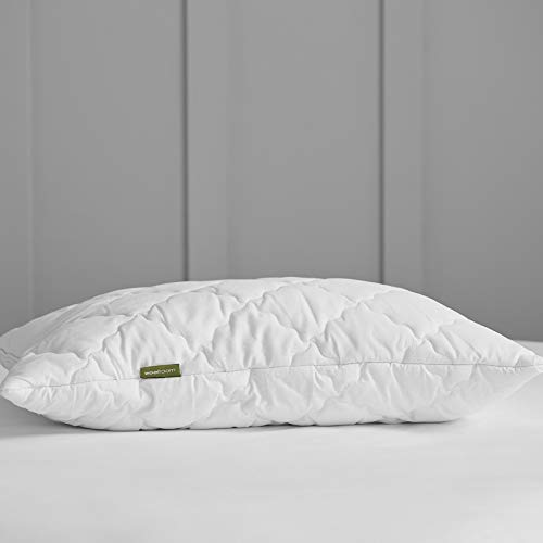WOOLROOM Queen - Classic Natural Temperature Humidity Regulating Supportive...