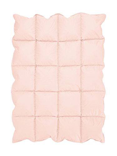 Blush Pink Baby Down Alternative Comforter/Blanket for Crib Bedding