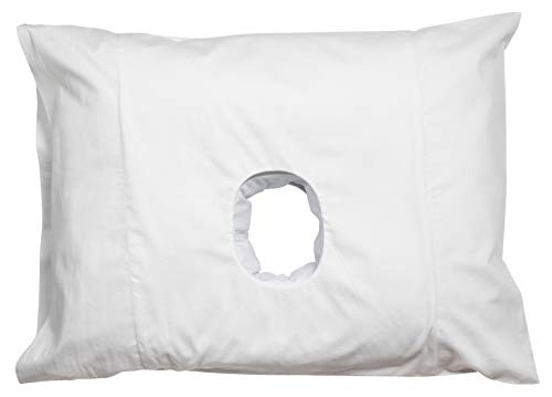 The Original Pillow with a Hole - Your Ear's Best Friend - for Ear Pain and...