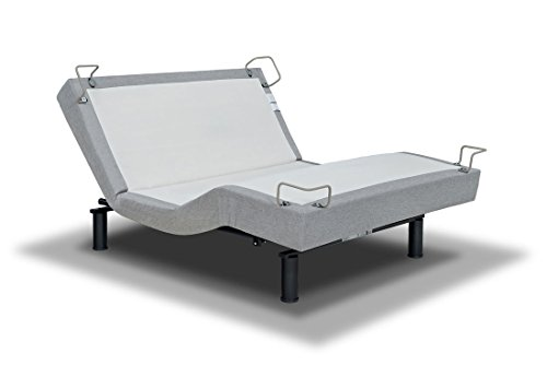 Reverie 5D Adjustable Bed Base, Wireless, HD Massage, Wall Hugger, Zero...
