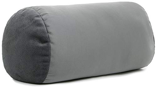 Deluxe Comfort Mooshi Squish Microbead Bed Pillow, 14' x 7' - Airy Squishy...