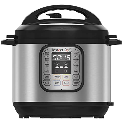 Instant Pot Duo 7-in-1 Electric Pressure Cooker, Slow Cooker, Rice Cooker,...