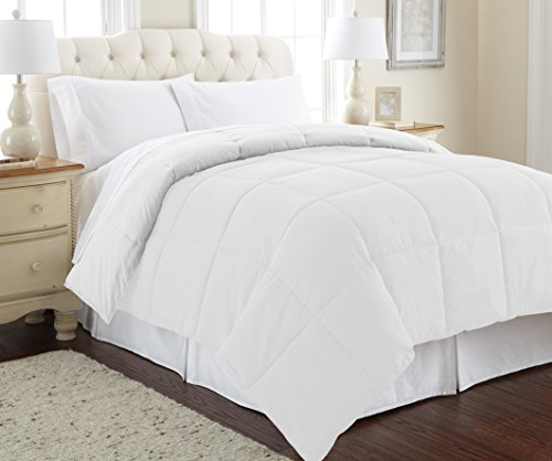 Amrapur Overseas Down Alternative Microfiber Quilted Reversible...