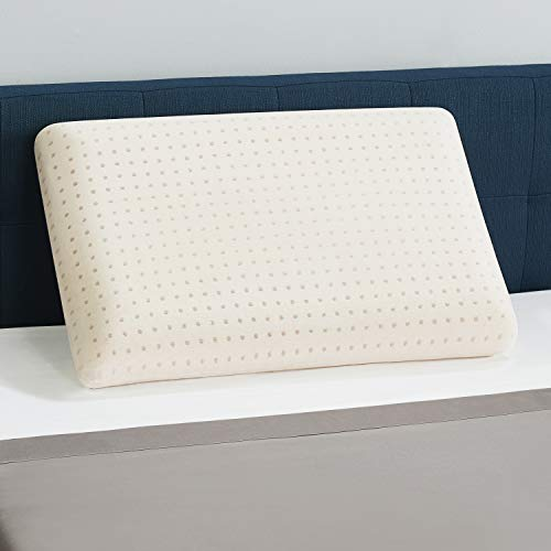CopperFresh Gel Memory Foam Pillow by Sleep Studio, Copper-Infused Gel...