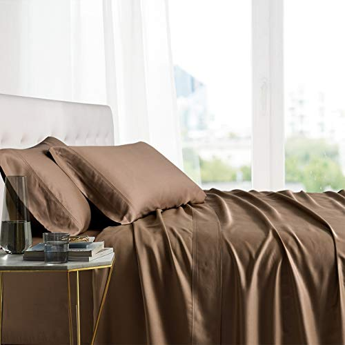 Exquisitely Lavish Body Temperature-Regulated Bedding, 100% Tencel Lyocell...