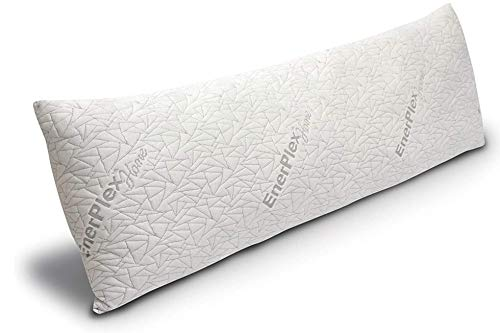 EnerPlex Body Pillow for Adults - 54 X 20 Long Cooling Pillow w/ Bamboo...