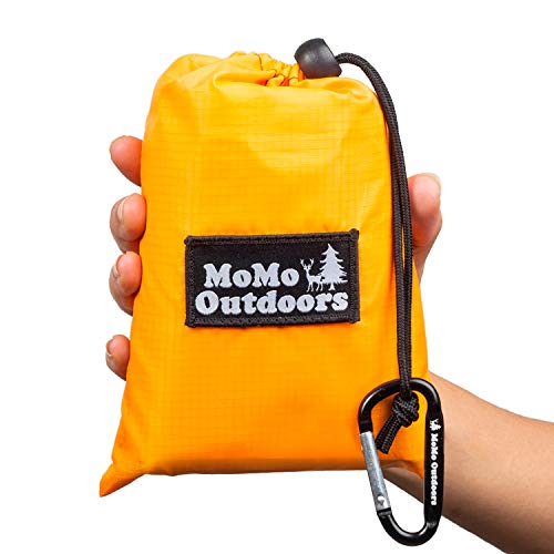 MoMo Outdoor Pocket Blanket – with Built in Stakes – 55″x60″...