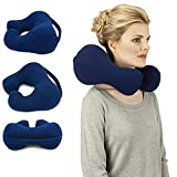 Chiropractic Neck Pillow Pain Relief - Neck Support Pillows for Sleeping -...