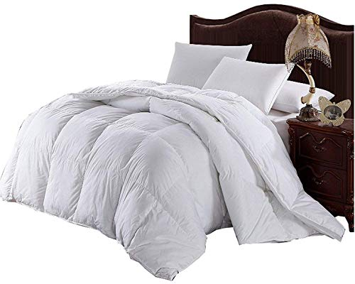 Royal Hotel's 650-Fill-Power 100% Cotton 300TC Down Comforter