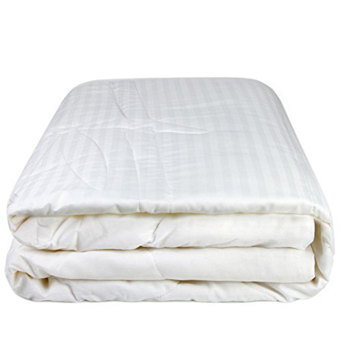 Books.And.More Eco-Bamboo Comforter, Bamboo Fiber, Size: Queen 86.6x86.6...