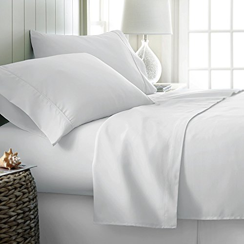 1000 Thread Count 100% Long Staple Egyptian Pure Cotton – Sateen Weave,...