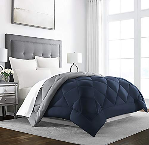 Sleep Restoration Down Alternative Comforter - Reversible - All-Season...