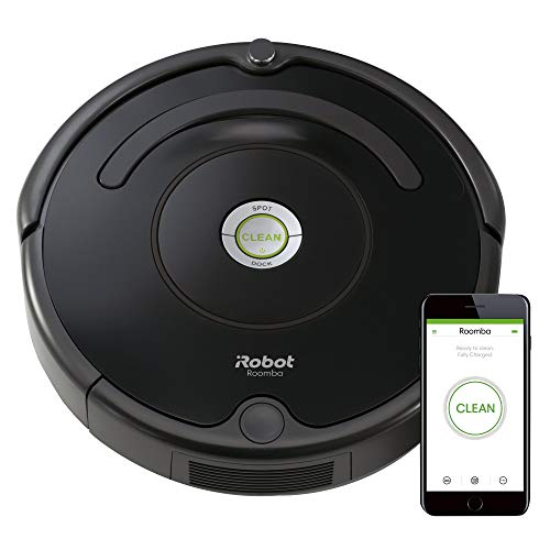 iRobot Roomba 671 Robot Vacuum with Wi-Fi Connectivity, Works with Alexa,...