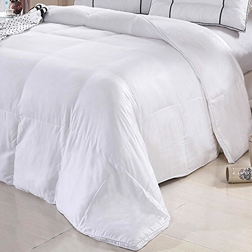 Royal Hotel Silky Soft and Fluffy Bamboo Down Alternative Comforter,...