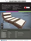 Contempo Split King 12' Air Bed Vs Sleep Number with Split King Adjustable...