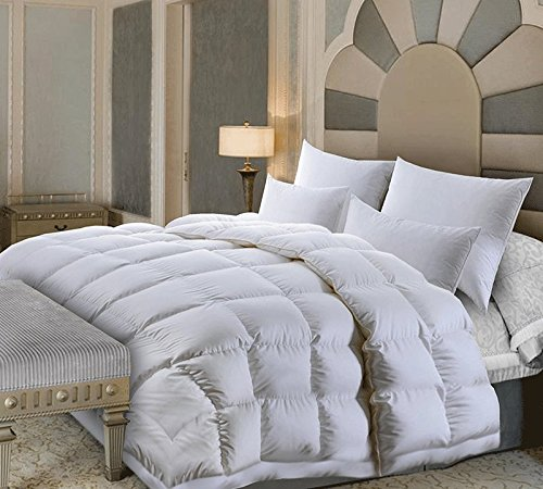 Premier Products Luxurious Hungarian Goose Down Comforter 700+ Fill Power...