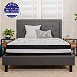 Flash Furniture Capri Comfortable Sleep 12 Inch Foam and Pocket Spring...