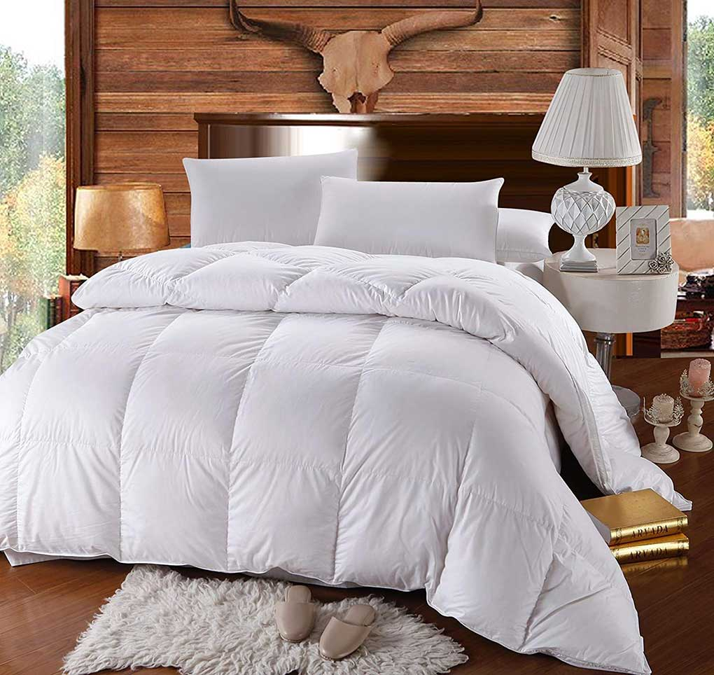 Royal Hotel Queen Size 500 Thread Count Down Comforter