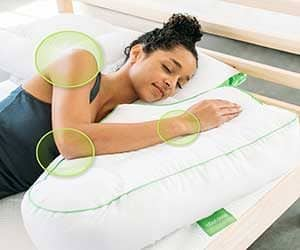 Best Pillow for Side Sleeper: Reviews & Buying Guide 2018
