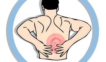 How to sleep with Upper Back Pain