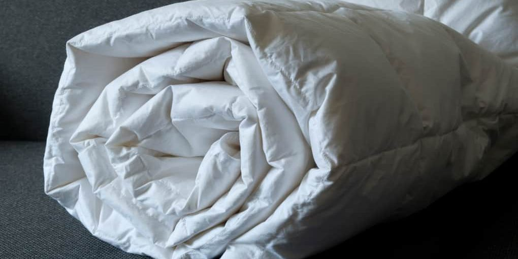 How to wash a goose down comforter