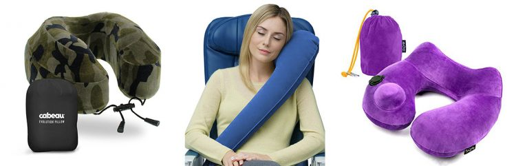 Best Travel Pillow Reviews & Buying guide 2018