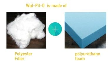 Wal-Pil-O is made of