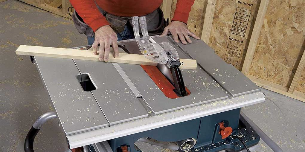 Build Your Own Bed Frame with a Table Saw