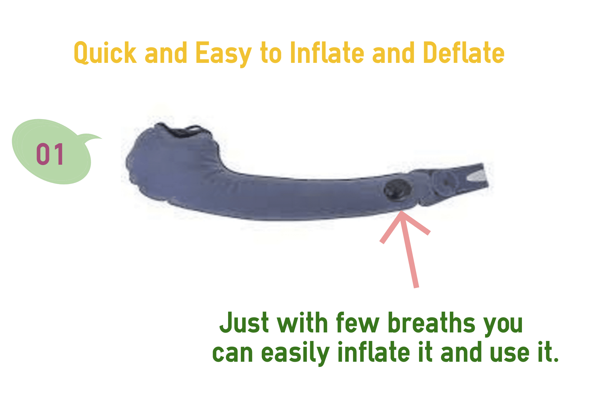 Usability of travelrest travel neck pillowt