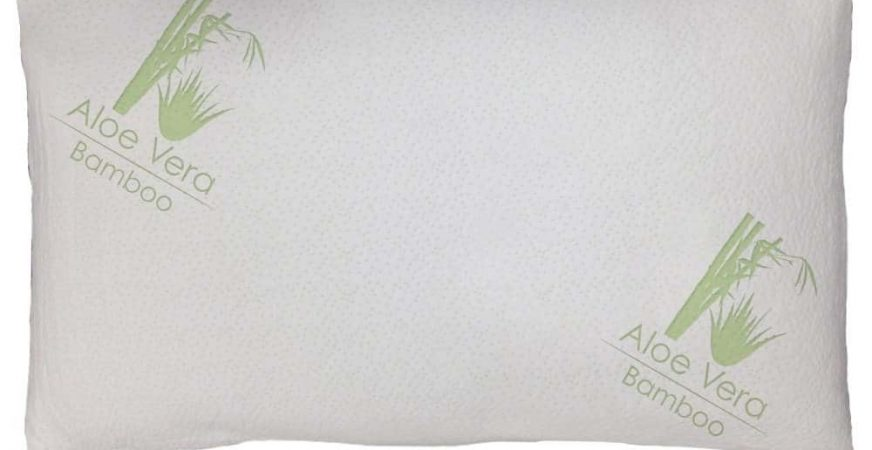 Aloe Vera Bamboo Pillow Reviews
