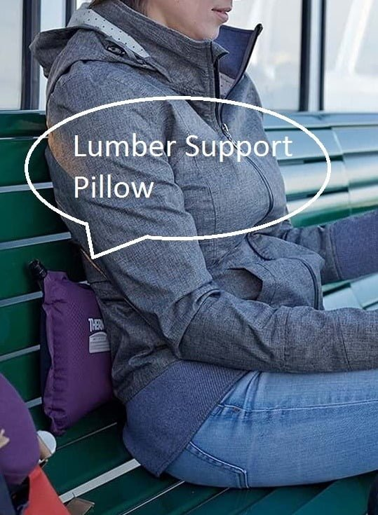 Pillow for Lumber support