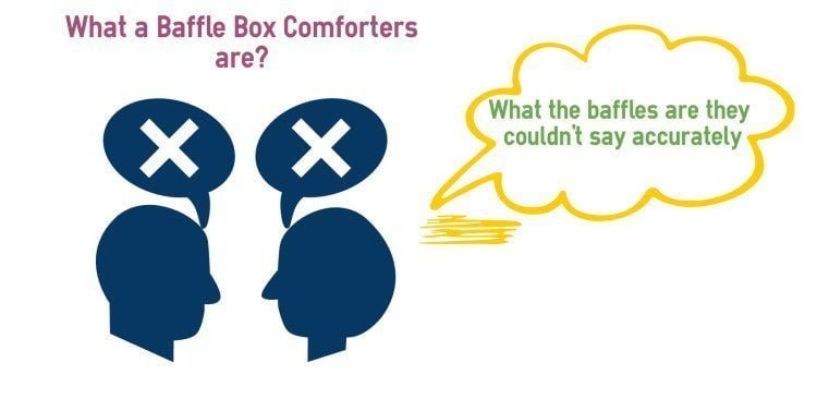 What is a Baffle Box Comforters